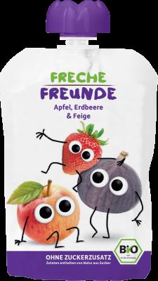Freche Freunde Alma, eper, füge BIO gyümölcspüré 100 g